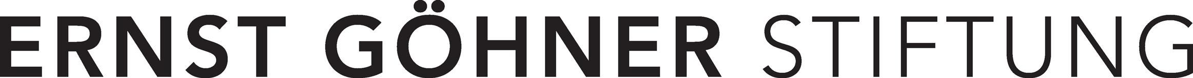Sponsurs Ernst Göhner Stiftung